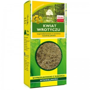 Wrotycz kwiat - 50g