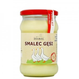 Smalec gęsi 300ml DESMAL