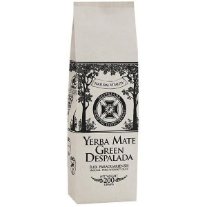YERBA MATE GREEN DESPELADA 200G
